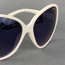 Load image into Gallery viewer, PRADA White Frame SUNGLASSES - Made in Italy