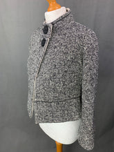 Load image into Gallery viewer, MAXMARA Ladies VIRGIN WOOL Blend COAT Size UK 8 - IT 40 MAX MARA