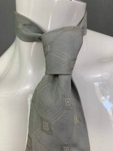 GIORGIO ARMANI CRAVATTE Mens Silk Blend TIE - Made in Italy