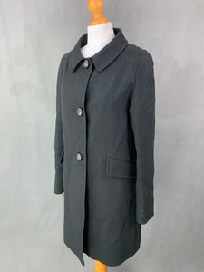 LENER Ladies Black JACKET / COAT - Size UK 8