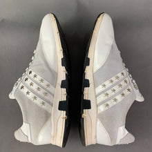 Load image into Gallery viewer, PHILIPP PLEIN Mens White Trainers / Shoes - Size EU 44 - UK 10