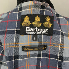 Load image into Gallery viewer, BARBOUR INTERNATIONAL Mens WAXED TRIALS JACKET / COAT Size LARGE - L