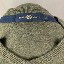 Load image into Gallery viewer, HENRI LLOYD Mens V-Neck JUMPER - Size M Medium
