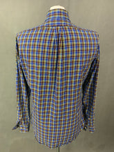 Load image into Gallery viewer, RALPH LAUREN Mens Check Pattern SHIRT Size S Small