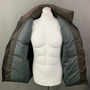CALVIN KLEIN Mens Grey Down Filled QUILTED GILET Size 3XL - XXXL