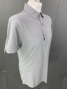 KINGSMAN by ORLEBAR BROWN Mens SEBASTIAN KING Grey POLO SHIRT Size Large L