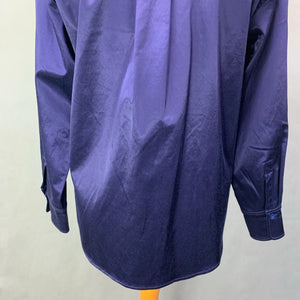 CHLOÉ Ladies Indigo Shirt / Party Top Size IT 42 - UK 10 - See by Chloe