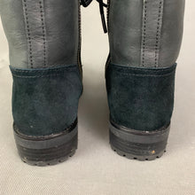 Load image into Gallery viewer, UGG AUSTRALIA Ladies KILMER EXPOSED FUR Black BOOTS Size EU 41 - UK 8 UGGS