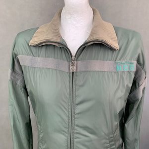 DIESEL Mens Green JACKET / Coat - Size Medium M