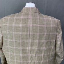 "Load image into Gallery viewer, HUGO BOSS Mens PASOLINI Linen Blend BLAZER / JACKET Size IT 56 / UK 46"" Chest"