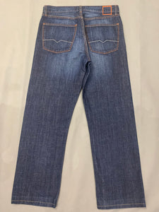 "HUGO BOSS Mens HB1 Blue Denim JEANS Size Waist 32"" - Leg 30"""