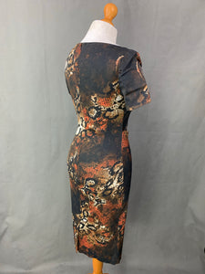KAREN MILLEN Ladies DRESS - Size UK 10 - US 6