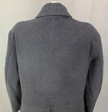 Load image into Gallery viewer, RALPH LAUREN Mens Grey 100% CASHMERE COAT - Size Medium M