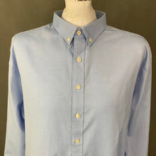 Load image into Gallery viewer, GANT Mens PINPOINT OXFORD Blue SHIRT - Size 2XL XXL