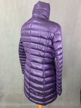 Load image into Gallery viewer, ESCADA Ladies DOWN FILLED Purple QUILTED COAT Size 40 - Medium M - UK 12