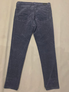 ADRIANO GOLDSCHMIED AG THE PRIMA MID-RISE CIGARETTE JEANS Size 31R Waist 31""