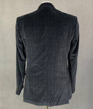 "Load image into Gallery viewer, New TED BAKER Mens VELVET Herringbone BLAZER / JACKET Size 40"" Chest - Large L"