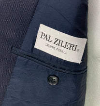 "Load image into Gallery viewer, PAL ZILERI Mens Wool & Cotton Blend BLAZER / JACKET Size IT 56 - 46"" Chest"