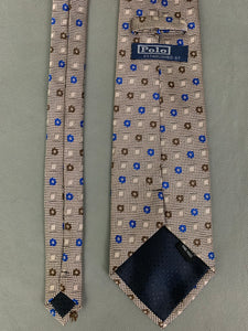 POLO by RALPH LAUREN Mens HAND MADE TIE
