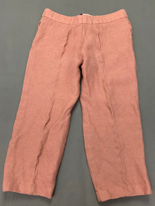 EMILIO PUCCI Ladies Virgin Wool & Silk Blend 3/4 Length TROUSERS Size IT 40 - UK 8