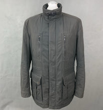 "Load image into Gallery viewer, HUGO BOSS Mens TABOS COAT / JACKET Size L LARGE - IT 50 UK 40"" Chest"
