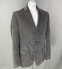 "Load image into Gallery viewer, TED BAKER Mens POKERS Cotton Blend BLAZER / SPORTS JACKET Ted Size 4 - L Large 40"" Chest"
