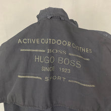 "Load image into Gallery viewer, HUGO BOSS Mens NUGGET Navy Blue COAT / JACKET Size IT 56 - 3XL XXXL - UK 46"" Chest"