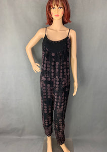 DIESEL Ladies Silk JUMPSUIT - Size Small - S