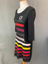 Load image into Gallery viewer, DESIGUAL Ladies 1/2 Sleeve Black DRESS - Size M Medium