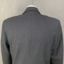 "Load image into Gallery viewer, TED BAKER Grey  2 PIECE SUIT Size 38R - 38"" Chest W32 L29"