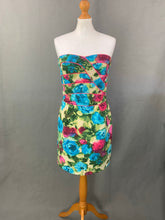 Load image into Gallery viewer, SANDRO Ladies Vibrant Floral Pattern DRESS Size 2 - UK 10