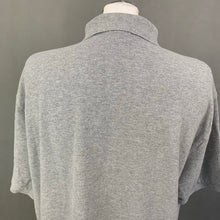 Load image into Gallery viewer, GANT Mens Regular Fit Grey POLO SHIRT - Size 3XL XXXL