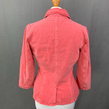 Load image into Gallery viewer, PAUL SMITH PINK Ladies JACKET Size IT 42 - UK 10 Made in Italy