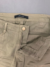 "Load image into Gallery viewer, J BRAND Ladies Green CARGO PANTS / TROUSERS Size Waist 28"" JBRAND"
