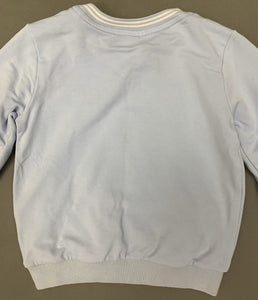 FENDI KIDS Baby Blue SWEATER / JUMPER - Size Age 24 Months / 24M / 2 YRS