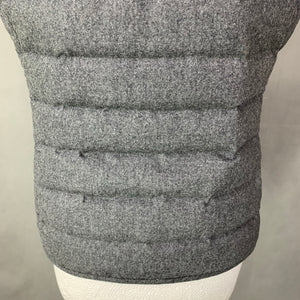 FABIANA FILIPPI CASHMERE SILK & MERINO WOOL DOWN FILLED GILET Size IT 42 - UK 10