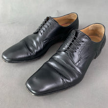 Load image into Gallery viewer, CHRISTIAN LOUBOUTIN Mens Black Leather Brogue Dress Shoes - Size EU 43 - UK 9