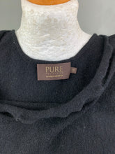 Load image into Gallery viewer, PURE COLLECTION Ladies 100% CASHMERE VEST TOP / JUMPER - Size UK 18