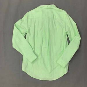 RALPH LAUREN Boys Lime Green Shirt Size Aged 18