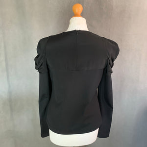 PINKO Ladies Black TOP - Size IT 40 - UK 8