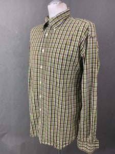 GANT Mens LONG BEACH POPLIN Regular Fit SHIRT - Size XL Extra Large