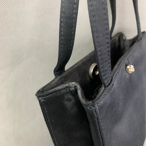 KATE SPADE New York Black Satin HANDBAG