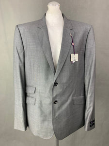 "New TED BAKER Mens MODMARJ 100% Wool Blazer / Tailored Jacket Size 46R 46"" Chest"