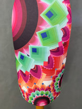 Load image into Gallery viewer, DESIGUAL Ladies Sleeveless Colourful DRESS - Size  XS Extra Small