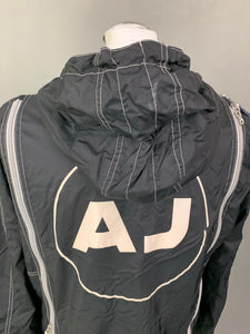 ARMANI JEANS Mens Black JACKET / COAT Size Small - S