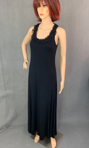 DAMSEL IN A DRESS Ladies Black DRESS - Size UK 8
