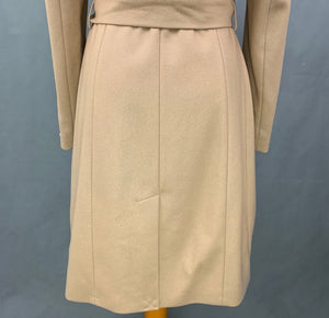 New TED BAKER Ladies KIKIIE Cashmere Blend COAT Ted Size 2 - UK 10 BNWoT