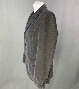 "TED BAKER Mens POKERS Cotton Blend BLAZER / SPORTS JACKET Ted Size 4 - L Large 40"" Chest"