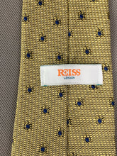 Load image into Gallery viewer, REISS LONDON Mens 100% SILK TIE - Made in Italy