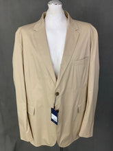 "Load image into Gallery viewer, New GANT Mens THE BREEZE Cotton BLAZER / SPORTS JACKET - Size IT 60 / UK 50"" Chest"